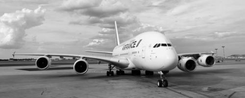 Airbus 380 by Imeldouze