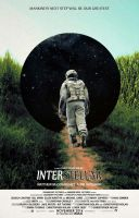 Interstellar poster by AndrewSS7