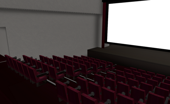 MMD Cinem -add ur own texture 8D- by amiamy111
