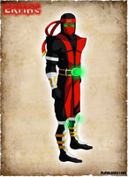 Ermac Primary by flawless31490