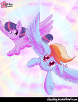 Sparks Will Fly by CloudDG