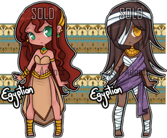 Egyptian Adopts : Closed by SyT-Adopts