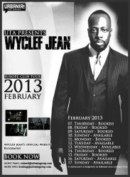 Wyclef Jean Newsletter 2 by lamefish