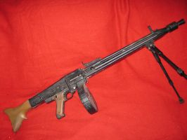 WWII? My 22cal MG42 by vonmeer