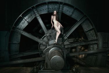 Industrial Mood by idaniphotography