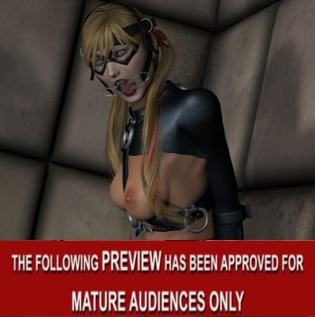ME - Padded room peril preview by MndlessEntertainment