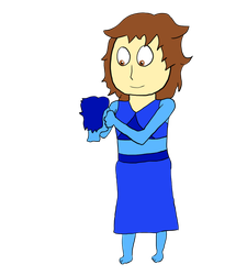 Lapis Suit TF by htfman114