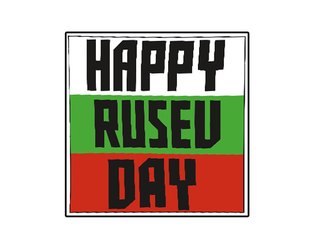 Happy Rusev Day Logo Cutout Version 2 by ChrisNeville85
