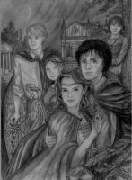 Founders and the Prophet by Tigress0787