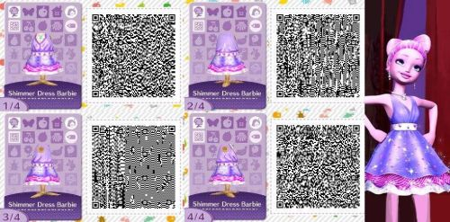 Shimmer QR for Acnl/Achhd by Tanja-sama