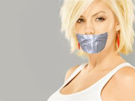 Elisha Cuthbert taped pt. 3 by ikell