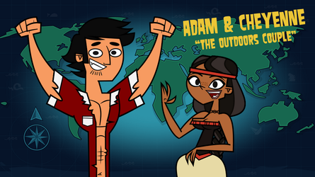 The Ridonculous Race - Adam and Cheyenne by Emperor-Lucas