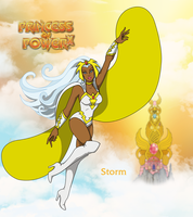 Princess of Power X: STORM by Lightengale