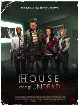 House of the Undead by mishinsilo