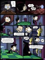 Dib in Wonderland- Page 6 by Spectra22