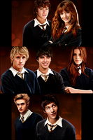 Harry Potter - Next Generation part 1 by xFranzix