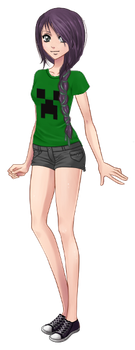 Cuerpo 11 Creeper by MaGh2272