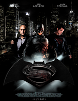 WORLD'S FINEST -  POSTER II by MrSteiners