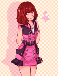 Kairi by Daruks-Protection