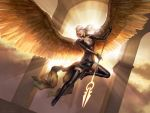 The Guardian of Innistrad by jbcasacop