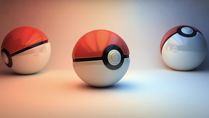 Pokeball by PhysXPSP
