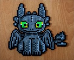 Toothless [sold] by Aenea-Jones