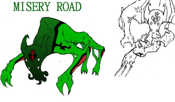 Misery Road by Raybucho