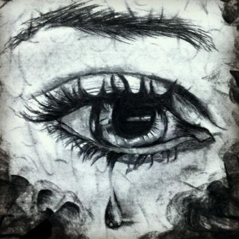 tears are unsaid emotions by sszarts25