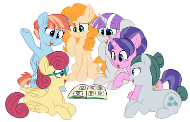 Filly Pictures by Doodle-Mark