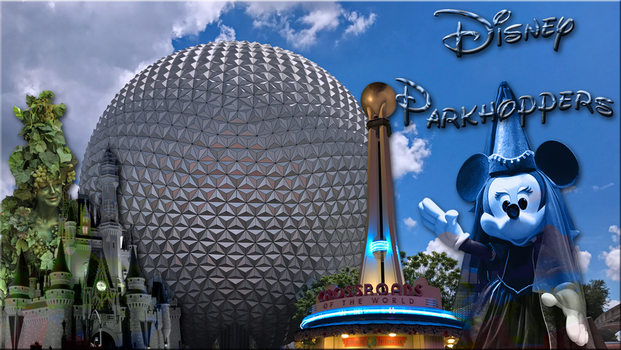 DisneyParkhoppers Banner IMG 2474 by WDWParksGal