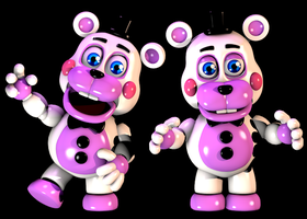 Helpy! by Aqualish007