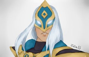 Jenos, The Ascended (Paladins) by JULIA-CS