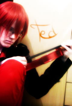 Utau cosplay impro : Ted by ThanEros