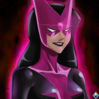 Star Sapphire by SuperSaiyan3Scooby