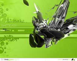 Lime green by scumah