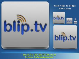 Blip.tv 3D Button v1.0 by Ragnarokkr79
