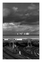 Clapham Junction Station by ash