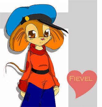 Fievel- Heart To by gospel
