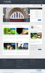 Locality Real Estate Theme by sunilbjoshi