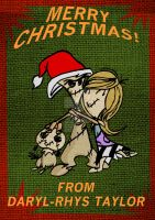 Christmas Card 2014 version 2 by DarylT