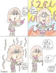 A crazy yet funny birthday by Lulikat15
