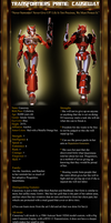 Causeway - Transformers Prime Bio by ElitaOneArts
