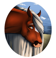CM | Data-Bull | Forum Icon by Ink-Bruises