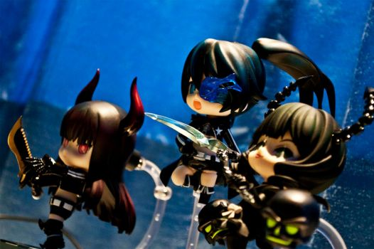 BRS Army, ATTACK by KuroDot