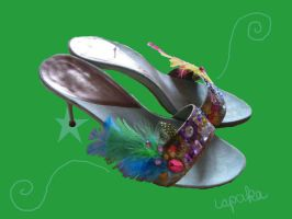 shoes by Lapaka