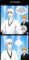 Bleach: Silly Shirosaki by Mizashi