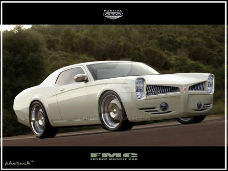 Pontiac GTO by phareck
