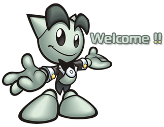 Welcome DeviantART Logo by Th3EmOo