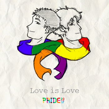 Love is Love by lsyw