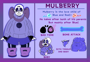 UT OC | MULBERRY + BIO by Star-Babu